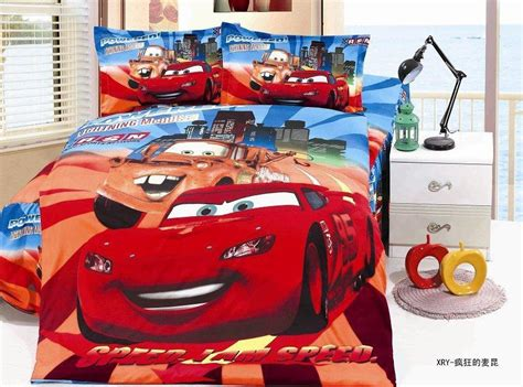 cars bedroom set lightning mcqueen cars bedding sets children s boys