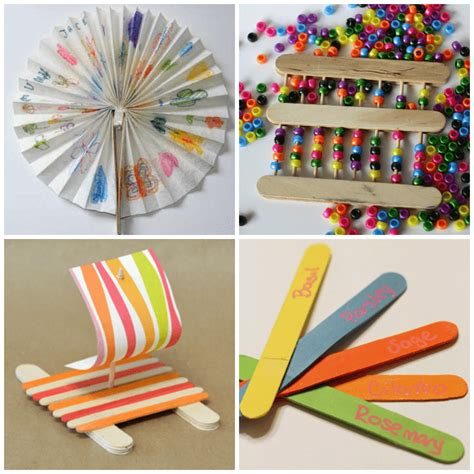 popsicle stick craft 30 popsicle stick crafts for from abcs to acts