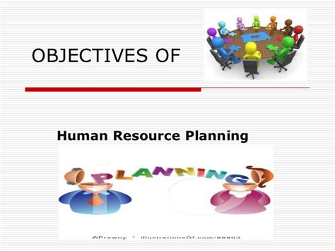 objectives of career planning objectives of hr planning