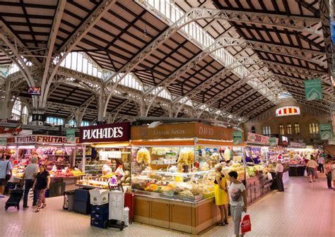 design center valencia eat local mercado central central market valencia