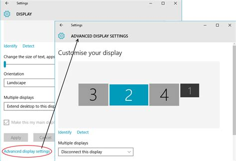 item display dimensions how to the change font size in windows 10