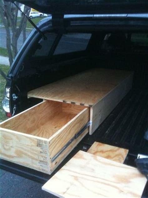 pickup bed drawers truck storage drawers inspiring ideas pinterest