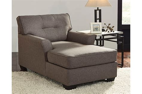 ashley furniture chaise lounge chair tibbee chaise ashley furniture homestore