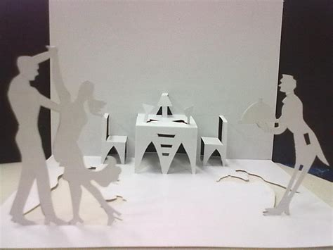 Origami Pop Up Card - pop up card by writetopaint on deviantart
