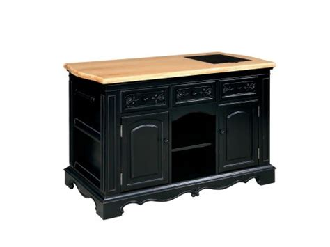 pennfield kitchen island powell pennfield kitchen island black