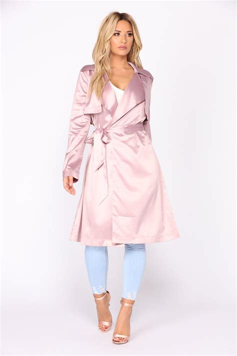 Attention Jacket Dusty Pink jackets coats for blazers bomber denim moto