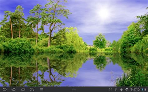 Pond Live Wallpaper by Forest Pond Live Wallpaper Android Apps On Play