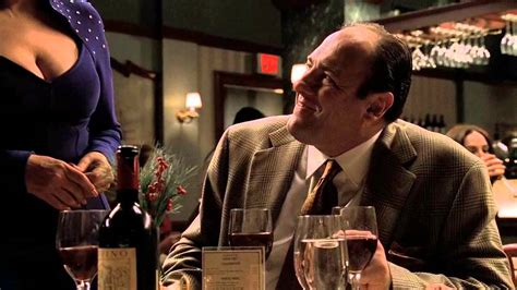 Sopranos Make Out Like Bandits by The Sopranos Charmaine Makes A Joke About Fbi