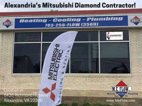 Plumbing Contractors Alexandria Va mitsubishi contractor alexandria va plumbing ac and heating repair contractor