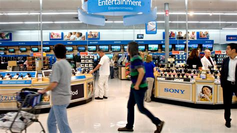 electronic section walmart black friday ad announces deals 12 days earlier
