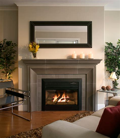 Decorate Home by How To Decorate The Modern Fireplace Decor Orchidlagoon