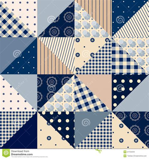 Triangle Patchwork - triangle patchwork royalty free stock photos image 21754318