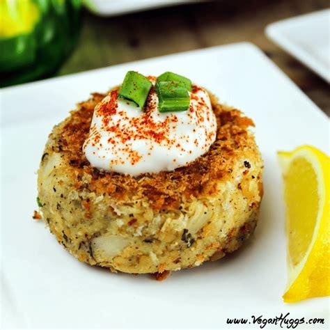 Crib Cake by Vegan Crab Cakes Vegan Appetizer Crabless Cakes