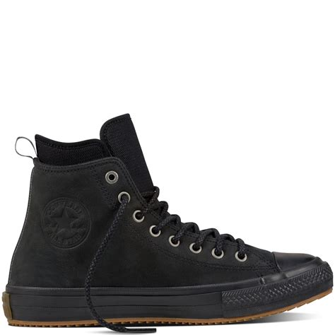 converse boots chuck all waterproof nubuck s boot