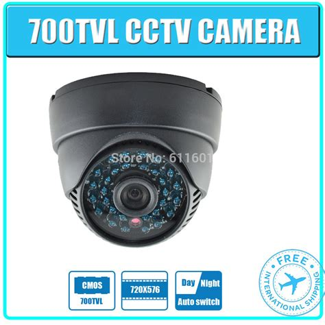 Promo Cmos Indoor 700tvl Murah new arrival promotion 700tvl cmos 30leds blue leds indoor cctv dome security free
