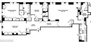 Large Master Bedroom Floor Plans Bernie Madoff S Brother Sells Park Avenue Apartment For 4
