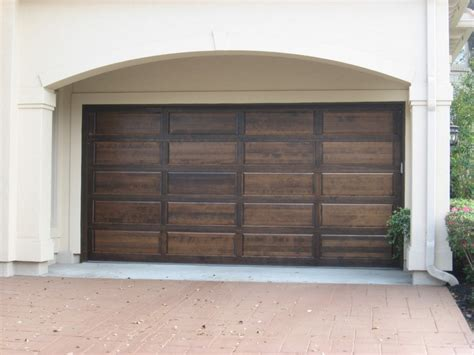 Custom Overhead Doors by Custom Wood Doors Overhead Door Company Of Houston