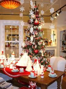 Homes With Christmas Decorations by Home Thoughts From A Broad Christmas Decoration House Tour