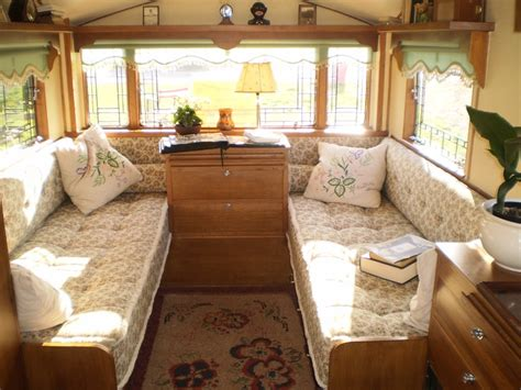 Vintage Travel Trailer Interior Pictures by Vintage Travel Trailer Interior Recreational Vehicles