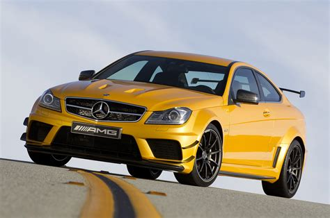 c63 amg black series mercedes benz sells out of c63 amg black series coupes
