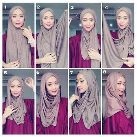 tutorial hijab simple modern 2015 gambar tutorial hijab modern casual video bokep bugil