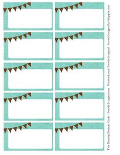 free printable templates for business cards 1000 images about paper and printables on