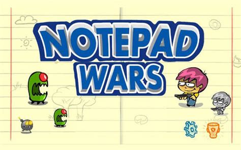 doodle notepad doodle adventure shooting notepad wars para android