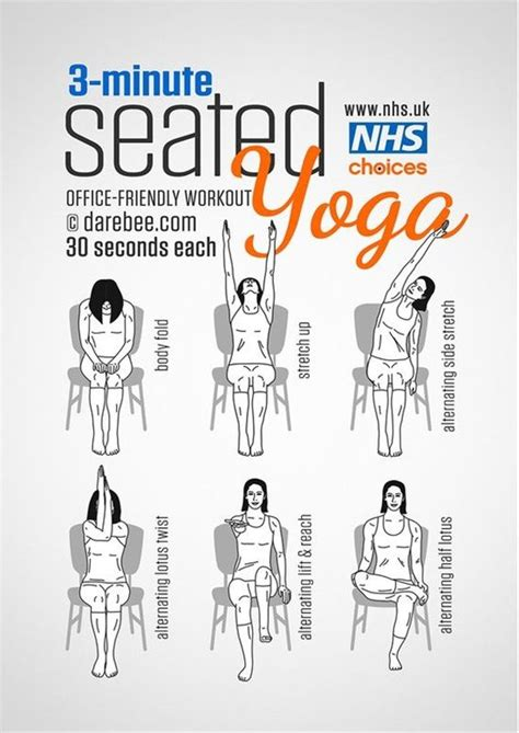 12 exercises you do even at work diy s chair fitness exercise