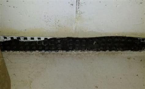 proper insulation membrane for basement walls floor