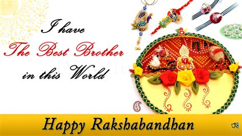 10 beautiful rakhi greetings wallpapers for raksha bandhan