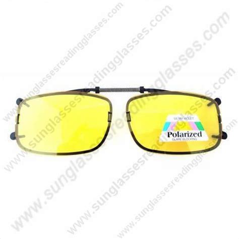 Driving Clip On Glasses oakley vision driving glasses