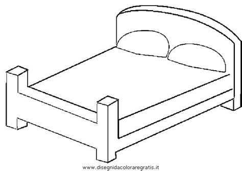 colorare la da letto disegno letto 3 da colorare