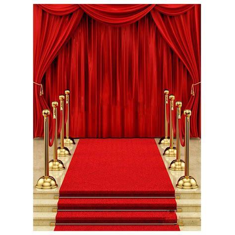 studio background curtains 5x7ft vinyl red carpet curtain backdrop studio photography