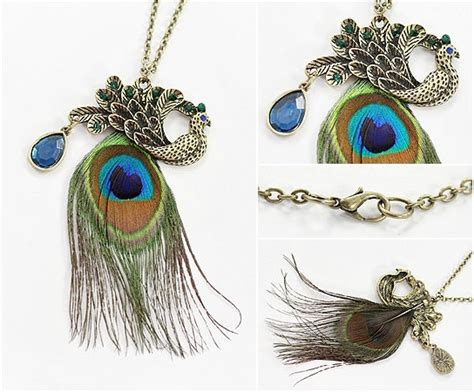 costume jewelry wholesale jewelry from china peacock feather costume