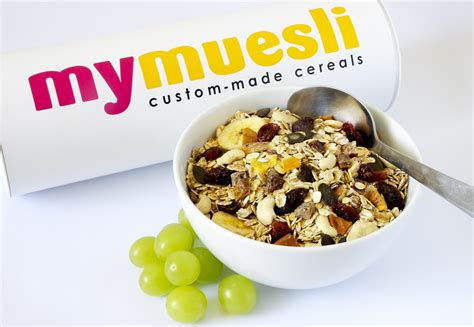 Topfer My Muesli Cereal cereal killer award winning custom mixed mymuesli comes
