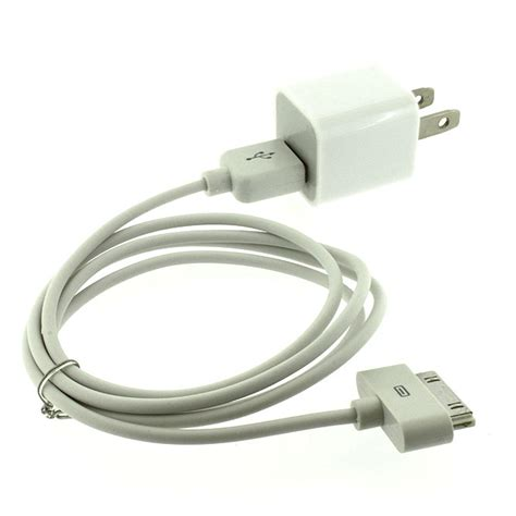 cable iphone charger ac wall charger adapter usb data sync cable for iphone 4