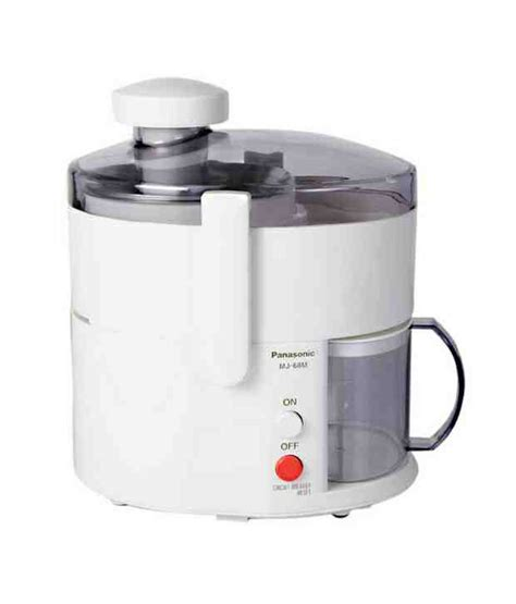 Panasonic Juicer panasonic mj 68m centrifugal juicer price in india buy panasonic mj 68m centrifugal juicer