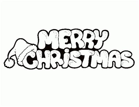 Word Merry Christmas Template Templates Station Merry Template Word