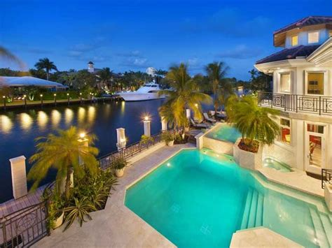 Fort Lauderdale Mansion Luxury Homes Most Beautiful Ft Lauderdale Luxury Homes