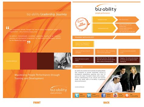 course brochure template professional upmarket flyer design for dyson by