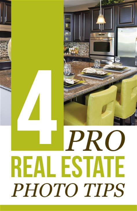 take better real estate photos with these 4 pro tips