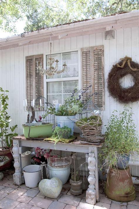 shabby chic gartenhaus 415 best mobile home exterior images on
