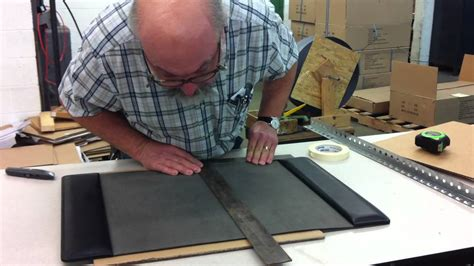 how to your to on a pad how to cut your bosca leather desk pad