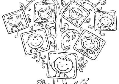 imagenes sobre la familia para niños dibujos de familia 174 im 225 genes para colorear y pintar