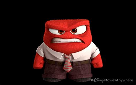 Boneka Inside Out Anger New new pictures from pixar s inside out and lava disney pixar disney stuff and