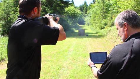 youtube shotgun pattern bullseye camera system shotgun patterning youtube
