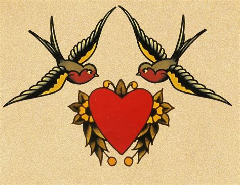 sailor jerry heart tattoo designs sailor jerry tattoos on sailor jerry sailor