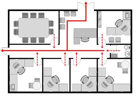 evacuation plan template for office schematic map template get free image about wiring diagram
