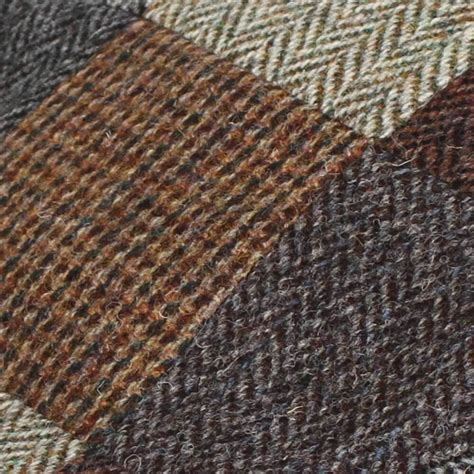 Tweed Patchwork - harris tweed patchwork cap rheged patchwork classic