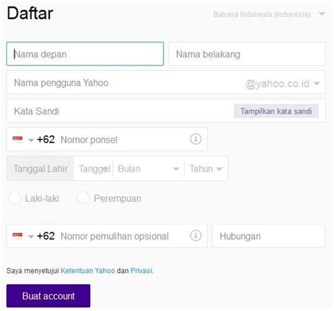 membuat email yahoo dihp cara membuat email di hp android tips trik software